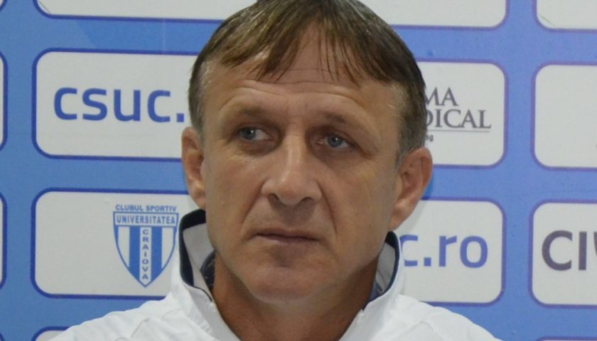 Emil Săndoi a fost schimbat