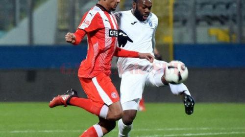 Universitatea – Fortuna Dusseldorf: 1-1