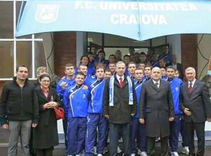 Cupa Romaniei : Universitatea Craiova joaca cu urmasa fostei echipe a lui Mititelu !