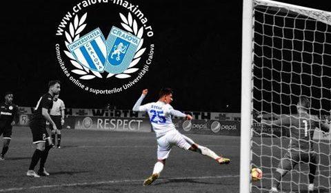Universitatea Craiova – FC Winterthur 4-1