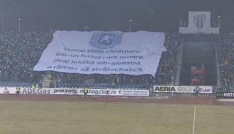 Bâjbâind dupa un punct, Stiința – FCSB 1-2