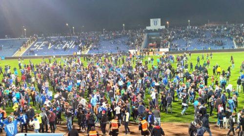 """Lacrimi de fericire (""""U"""" Craiova – Dinamo 0-0 [6-5])"""