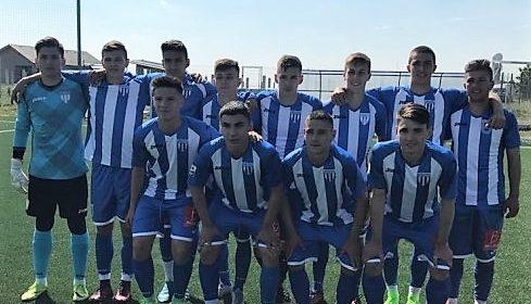 Promovarea juniorilor la prima echipa a Universitatii Craiova – succes sau esec ?