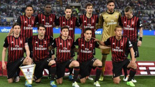 Revenim în Europa în a treia rundă de calificare cu AC Milan