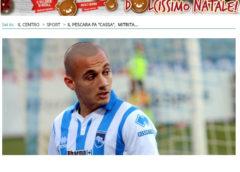 Mitriță a fost cumpărat de la Pescara