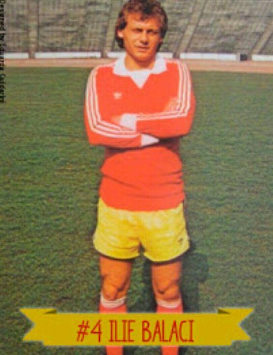 De ce a ratat Ilie Balaci Campionatul European 1984