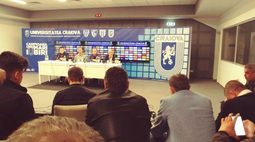 Papura antrenor la Universitatea Craiova – o greseala monumentala